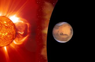 Mars_sun_med