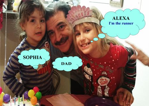 Sophia_dad_alexa-i'm_the_runner